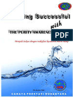 Being Success With the Purity Awareness of Life