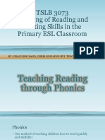 Learning Reading Through Phonic
