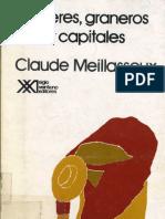 Meillassoux Mujeres Graneros y Capitales Economia Domestica y Capitalismo
