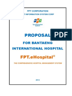 Proposal BantaengHospital