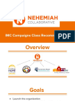 nehemiah collaborative imc recommendation