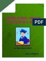 Factores Internos y Externos Del Estudio