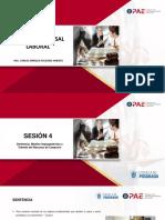 Derecho Procesal Laboral 4 Sesión (1)