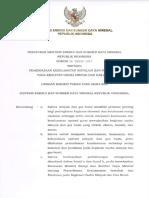 PERMEN ESDM No. 38 Tahun 2017 Ttg Pemeriksaan Keselamatan Instalasi Dan Peralatan Migas