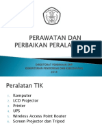 Perawatan dan Perbaikan Peralatan TIK.pptx
