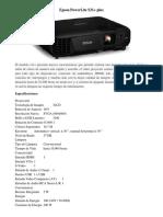 Epson PowerLite S31