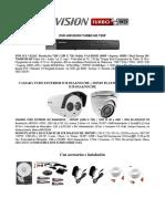 Dvr Hikvision Turbo Hd 720p