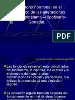 Lab Oratorio Hormonal HHG