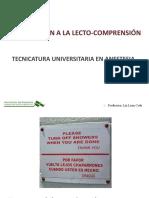 Tecnicatura Univesitaria en Anestesia - Introducción
