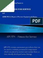 API 579 Blue
