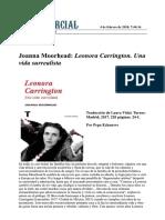 Joanna Moorhead - Leonora Carrington. Una Vida Surrealista