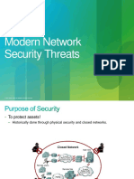 Chapter 1 - Modern Network Security Threats