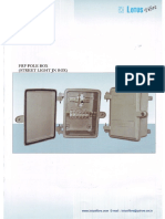 Frp Pole Boxes