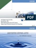 Water Control Gates Training
