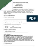 Class II holiday homework.pdf