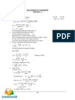 04.Solutions to Concepts