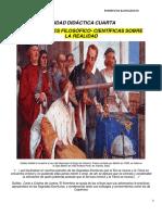 04 LAS COSMOVISIONES CIENTÍFICAS y FILOSÓFICAS DEL UNIVERSO