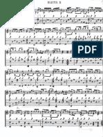 Reusner Suite n° 1 in C major