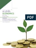 AQA A-Level Economics Specification