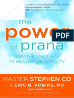 Master Stephen Co-The Power of Prana-Sounds True (2008)