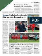 La Provincia Di Cremona 04-02-2018 - Le Interviste