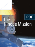 The Hinode Mission