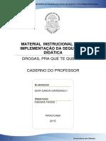 SD_Igor 9º ANO- Caderno Do Professor