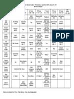 Fall Master Schedule 11b