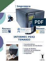 Presentación SMI - impresora pd42