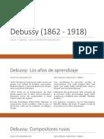 Trabajo Sobre Debussy