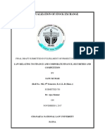 Demutualization of Stock Exchange (4)