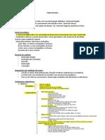 resumo LMF tanatologia