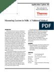 Au 182 Lc Lactose Milk Lpn2894 En