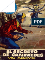 Adams Vic - El secreto de Ganimedes.epub