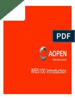 WB5100 spec ver 2.0