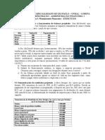 Adm.+Financ.+I+-+5+Exercícios