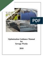 SWI Optimization Guidance Manual for Sewage Works 2010