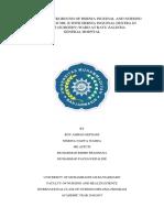 Lp Askep Hernia inguinal dextra