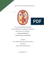 Monografia Sobre Etica, Ciencia y Tecnologia