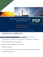 Protocolos de Medida y Verificación EVO