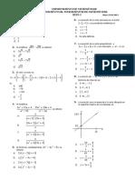Examen 2013-1