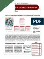 Brochure Electrónica Mantenimiento