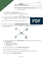 Práctica 7. Diseño de redes WLAN con Packet Tracer