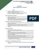 Reglamento PyE 2018