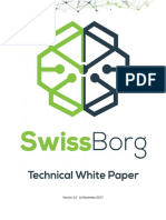 Swissborg Technical Whitepaper