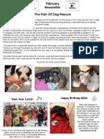 APA Nerja Newsletter February Edition