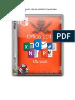 Microsoft Office ProPlus 2016 v16