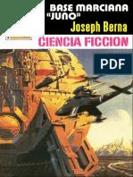 Berna Joseph - Base marciana __Juno__.epub