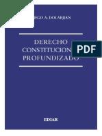 DOLABJIAN, Diego a. - Índice, Prólogo e Introducción