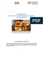 Wheat Flour Milling Industry Assessment Report ENG